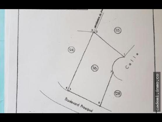 Terreno a la venta en Las Cumbres zona 16