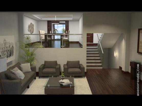 Venta de casa en Residencial con bella vista Z16