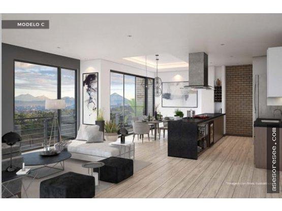 Venta de Apartamento Zona 15 para estrenar 2020