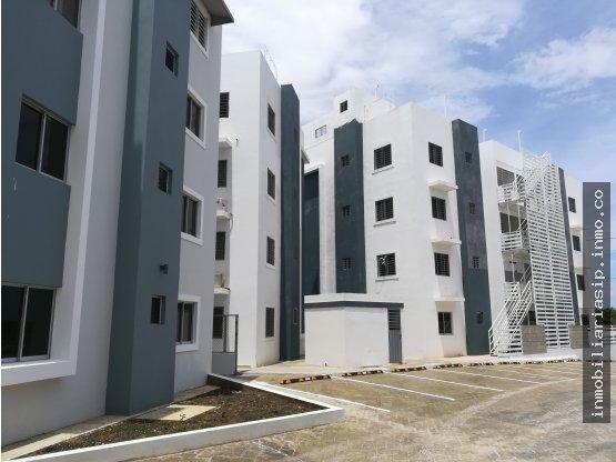 Apartamentos en la autopista de San Isidro