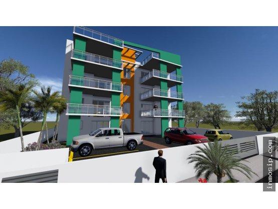 Venta de apartamentos en Santo Domingo Oeste