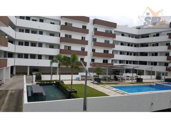 Apartamentos en la avenida Jocobo Majluta