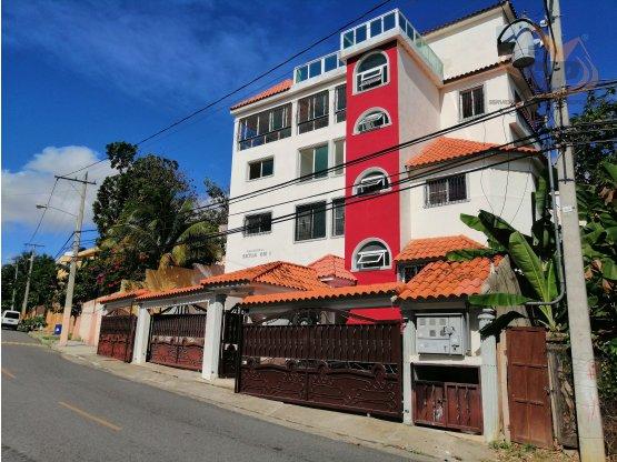 Apartamento en Don Honorio