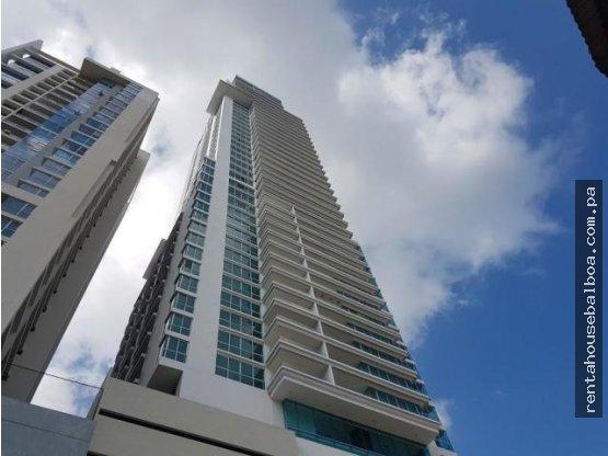 Bello apartamento alquiler en Bella Vista Panamá