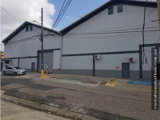 Amplia galera en alquiler en Rio Abajo, Panamá