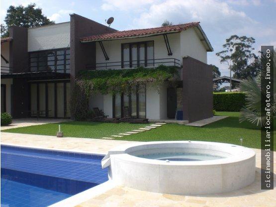 Casa Campestre en venta, Quindio. Ref, 3243