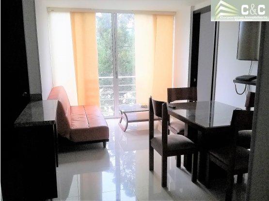 Apartamento Amoblado en renta en el Norte 9205