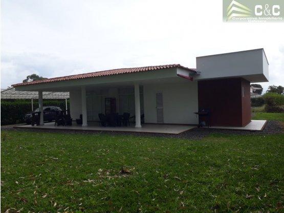 Casa campestre en venta en Pueblo Tapao 3551