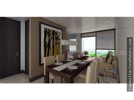 Proyecto nuevo, confortable apartamento 2000-62