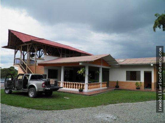 Finca Hotel en venta - Quindio 3195 - 4035