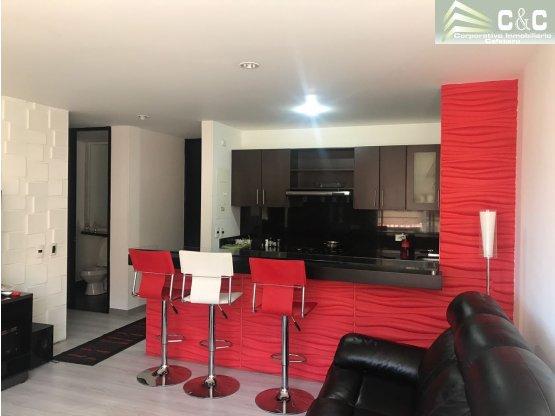 Apartamento en venta en Bogota D.C. 90240-0