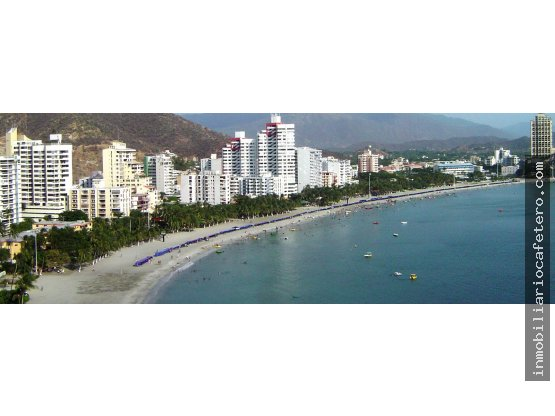 Apartamento en venta, Santa Marta Ref. 90123-0