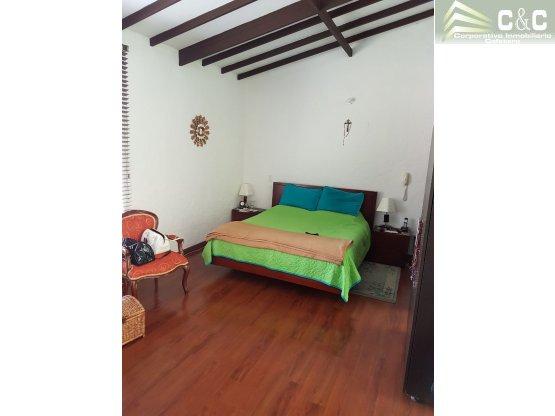 Casa campestre en venta El caimo 3530