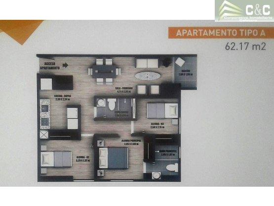Apartamentos en el sur 0013