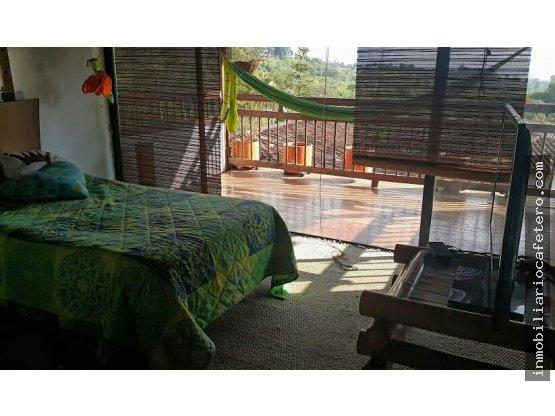 Casa Campestre en Venta y Renta - Quindio Ref. 982