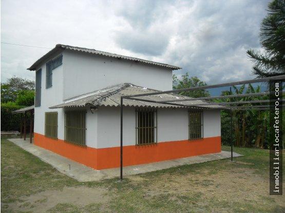 Casa campestre en venta - Quindio 3331