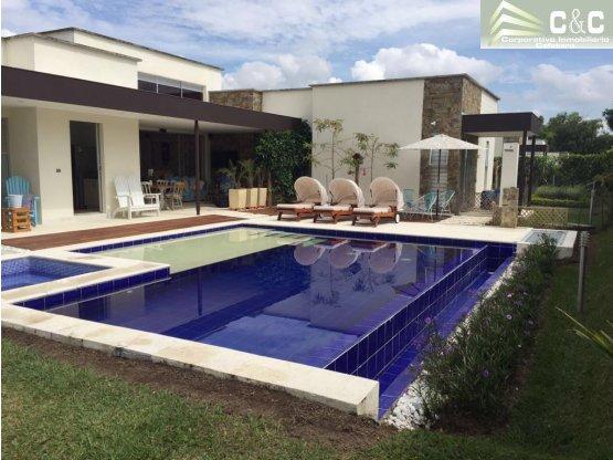 Casa campestre en venta via La Tebaida 3404