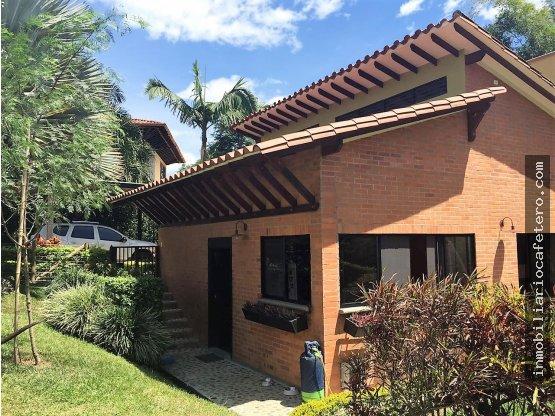 Casa Campestre en Venta, Pereira. 90113-0