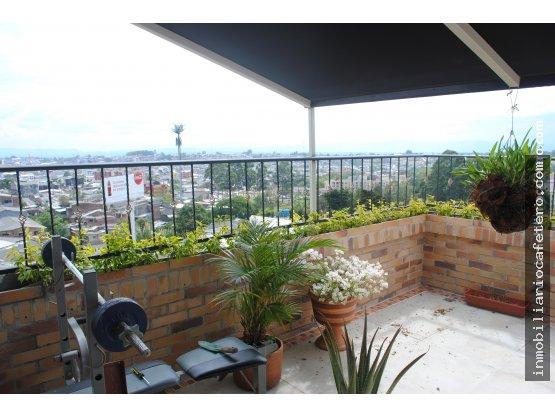 Penthouse en venta en Fundadores Armenia 2746