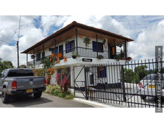 Chalet en Venta, Quindio Ref. 3349