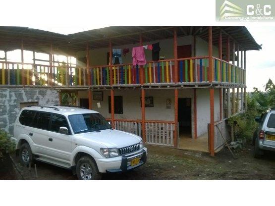 Finca en venta en Calarcá 4493