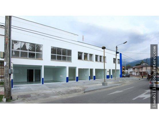 Edificio Bodega en renta y venta Calarca 2000-245
