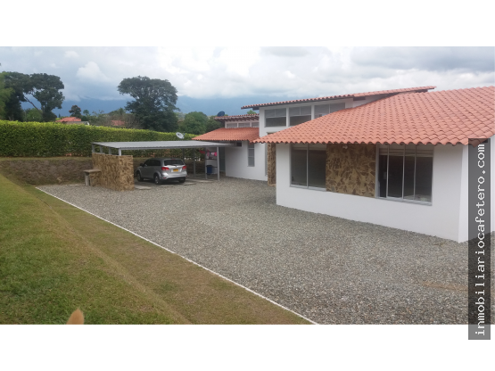 Casa Campestre en Venta, Quindio. Ref. 3358