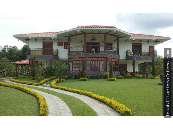 Casa Campestre en Venta, Quindio  3320