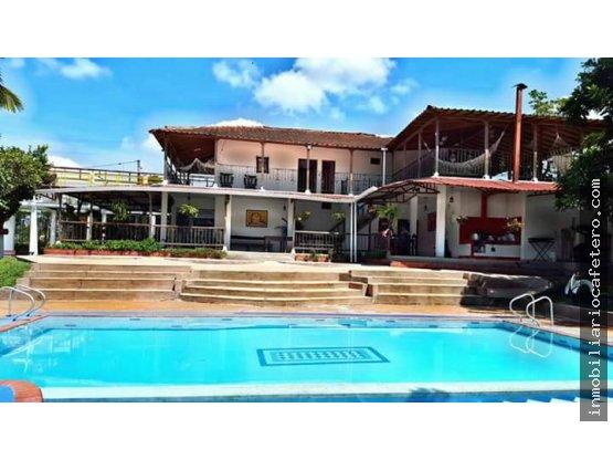 Finca Hotel en venta - Quindio 4324 - 4331