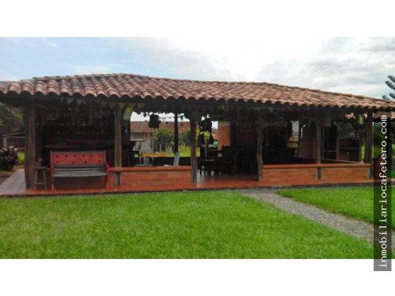 Casa Campestre en Venta, Quindio. Ref, 3340