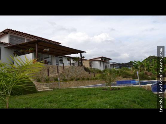 Casa Campestre en venta, Quindio Ref, 3338