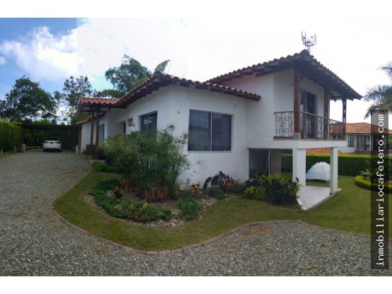 Casa Campestre en venta, El Caimo Ref, 3332