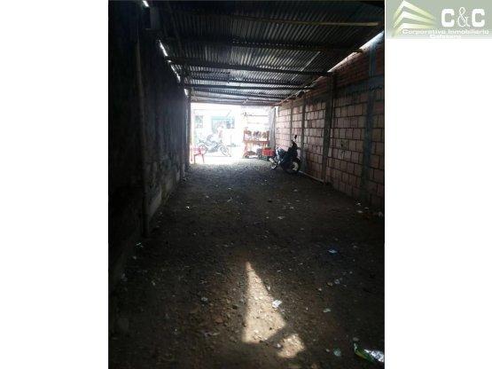 Venta Casa Lote  comercial en Centro sur  5382