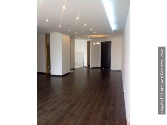 Apartamento en Venta y Renta, Armenia Ref. 2643