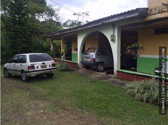 Chalet en Venta, Quindio. Ref. 3342