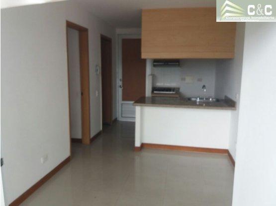 Aparta estudio en renta en la Castellana 9230