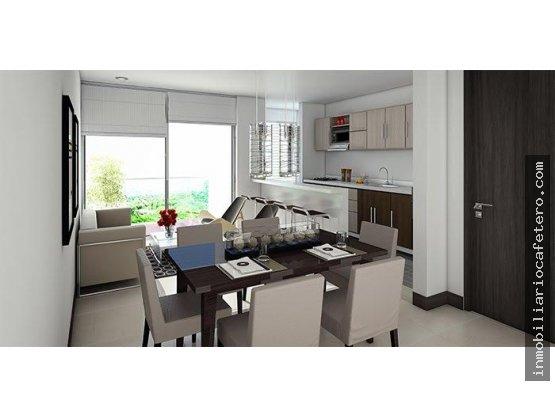 Proyecto nuevo, confortable apartamento 2000-61