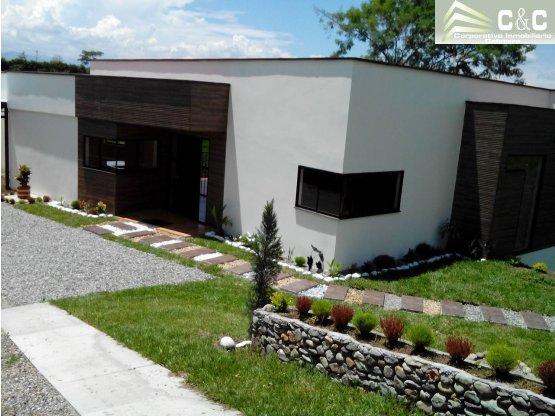 Casa  campestre en venta en la Tebaida 3540