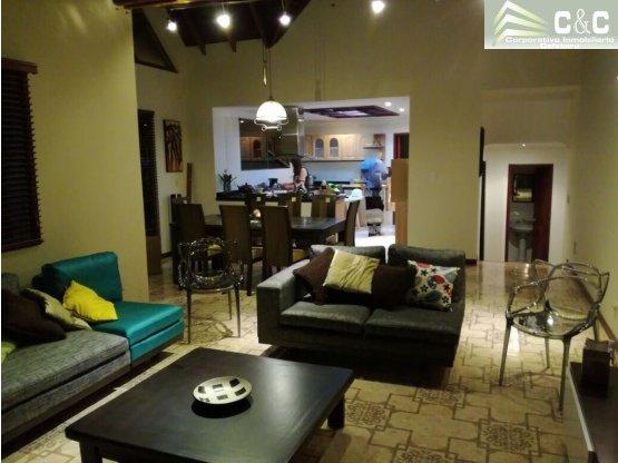 Casa campestre en venta 3518