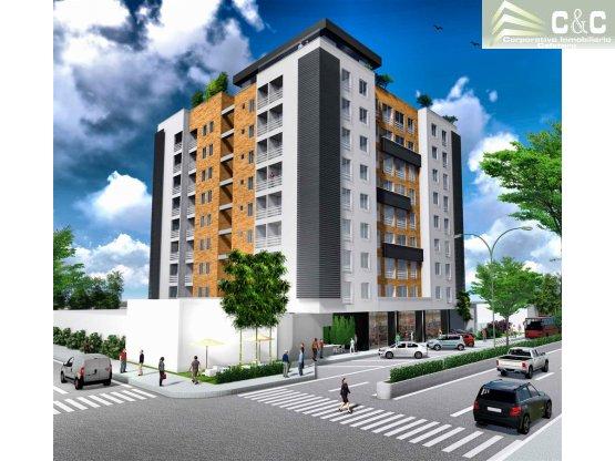Proyecto de apartamentos en el sur 0013