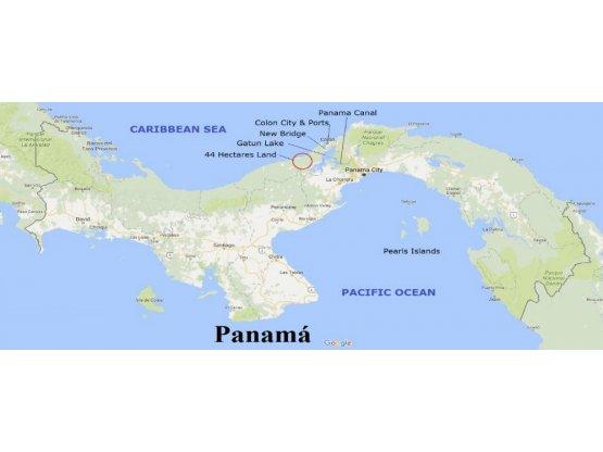 Terreno en La Costa del Caribe / Colón