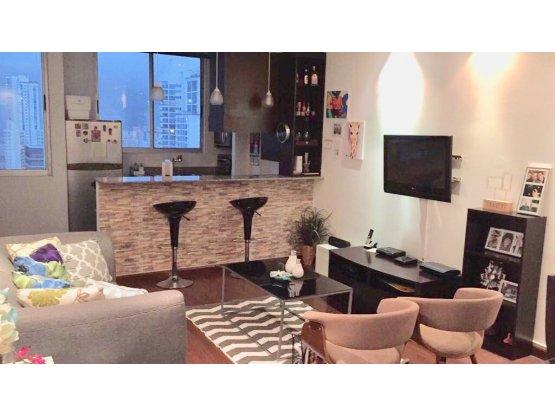 Apartamento amoblado / Met One / San Francisco