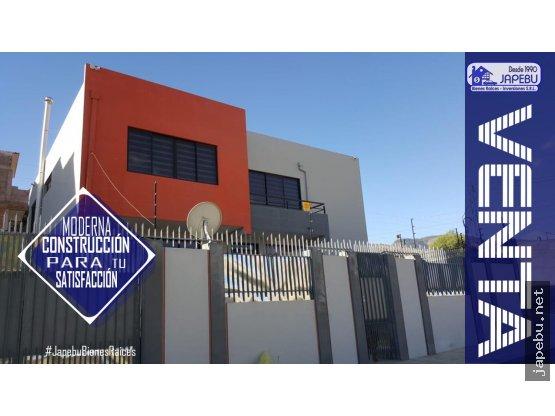 [CE-542]Zona este, Guadalupe, venta,casa,2plantas