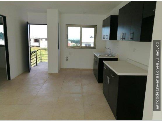 Apartamento en renta zona 16 Hacienda Real