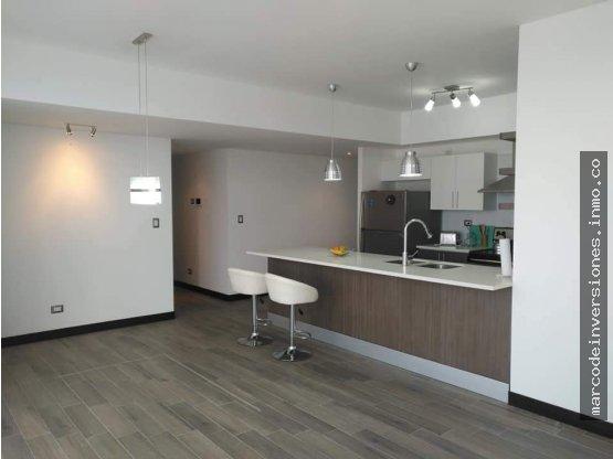 San Isidro zona 16, apartamento en renta