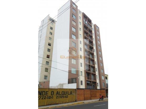Venta de departamento en San Miguel - Lima.