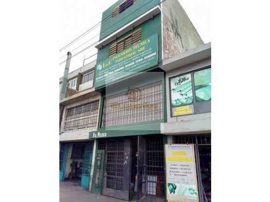 Venta de local comercial La Victoria - Lima