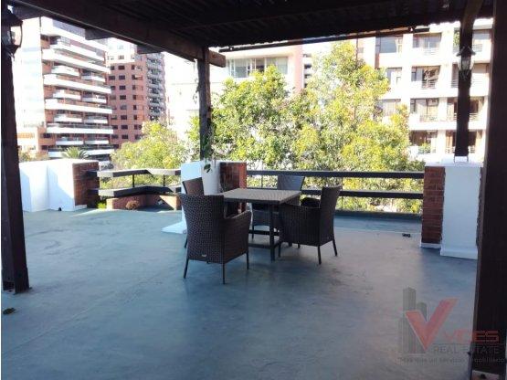 Renta Apartamento Amoblado por La Cañada Z.14