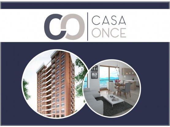 Proyecto Apartamentos Casa Once Z.14