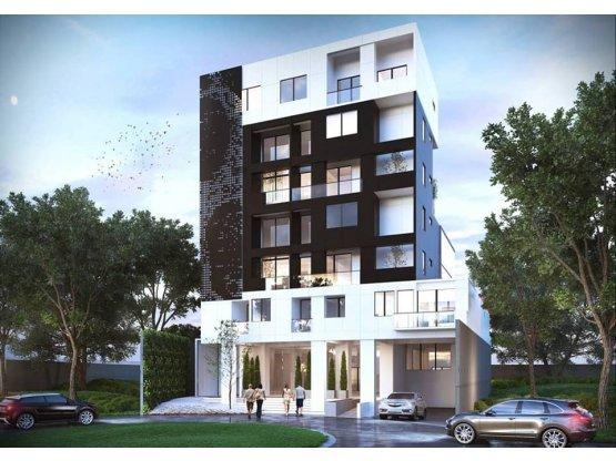 Proyecto Apartamentos en Venta La Villa